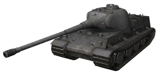 Характеристики танка Lowe