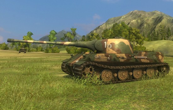 Преимущества танка Lowe