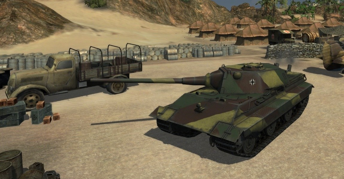 Обзор е50 - разбираем все аспекты танка