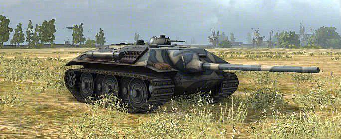 Самые точные немецкие танки в WoT