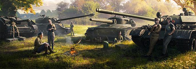 Что такое ЛБЗ в World of Tanks