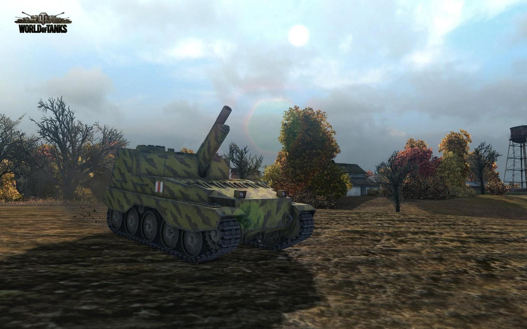 fv304 в игре World of Tanks
