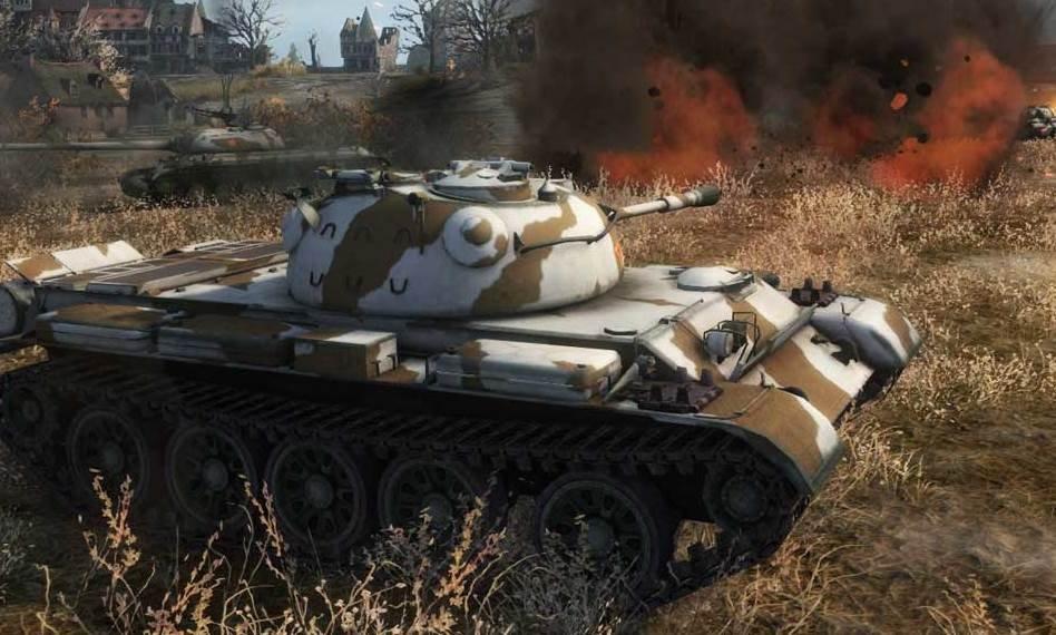 Убираем фризы в World of Tanks