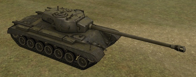 Танк Т32 в World of Tanks