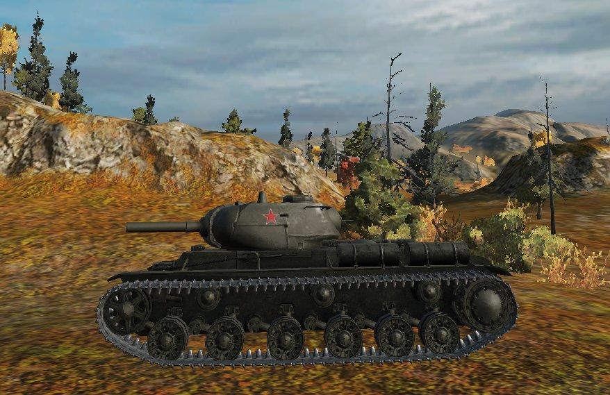 КВ-85 в WoT