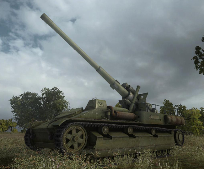 САУ СУ-8 в WoT