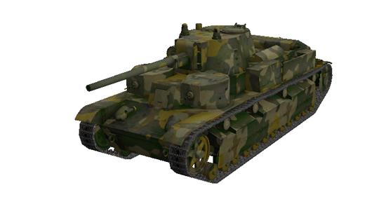 Танк Т-28 в WoT