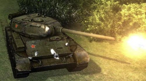 СТ Т-44 в Мире Танков