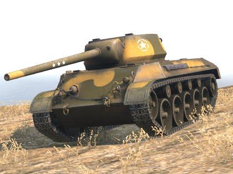 T-67 в Мире Танков