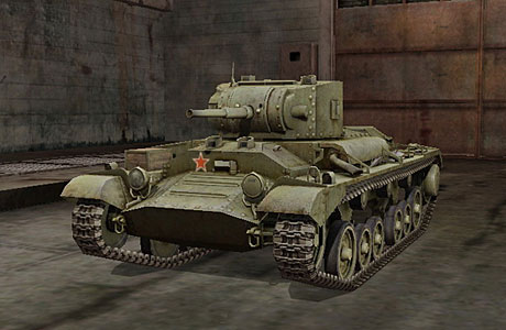 Валентайн II в World of Tanks