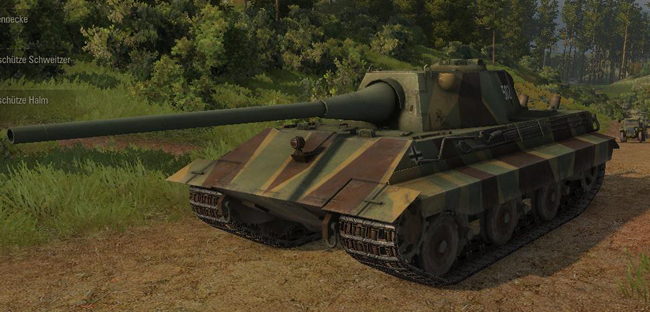 E50 Аusf M в WoT