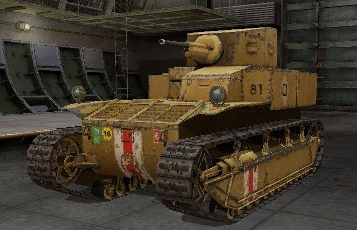 M2 Medium Tank в WoT