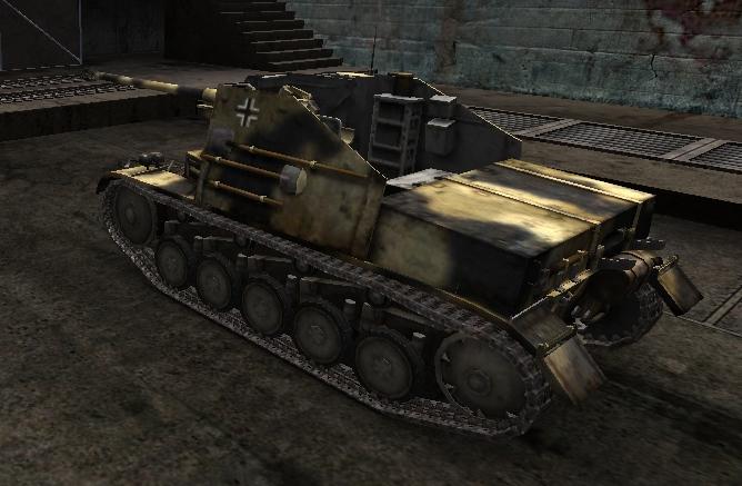 Marder II в World of Tanks
