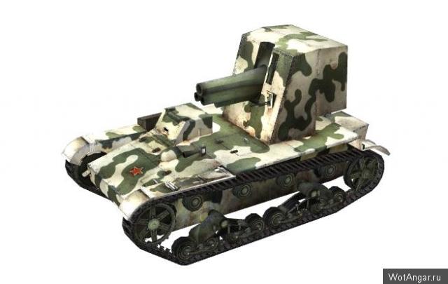 СУ-26 в World of Tanks