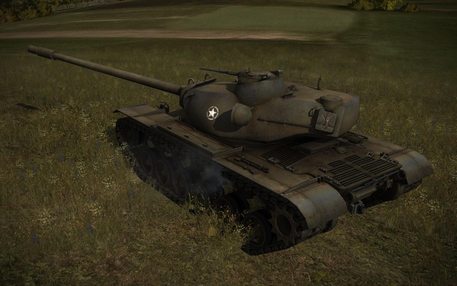 Т-30 в Мире Танков