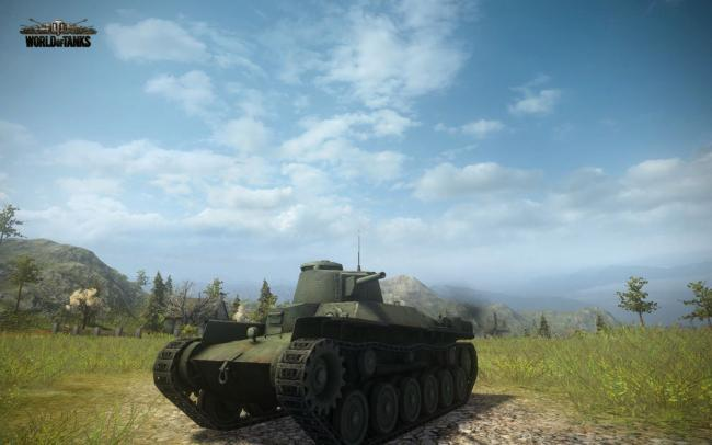 Type 97 Chi-Ha в Мире Танков