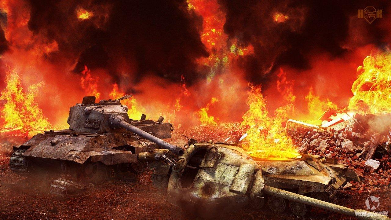 Как играть на тяжелых танках в World of Tanks