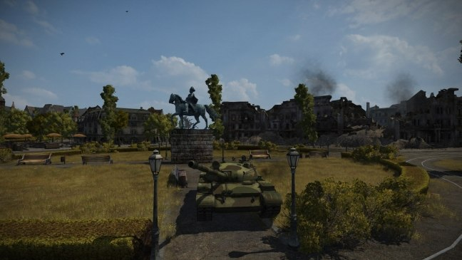 T62A в World of Tanks