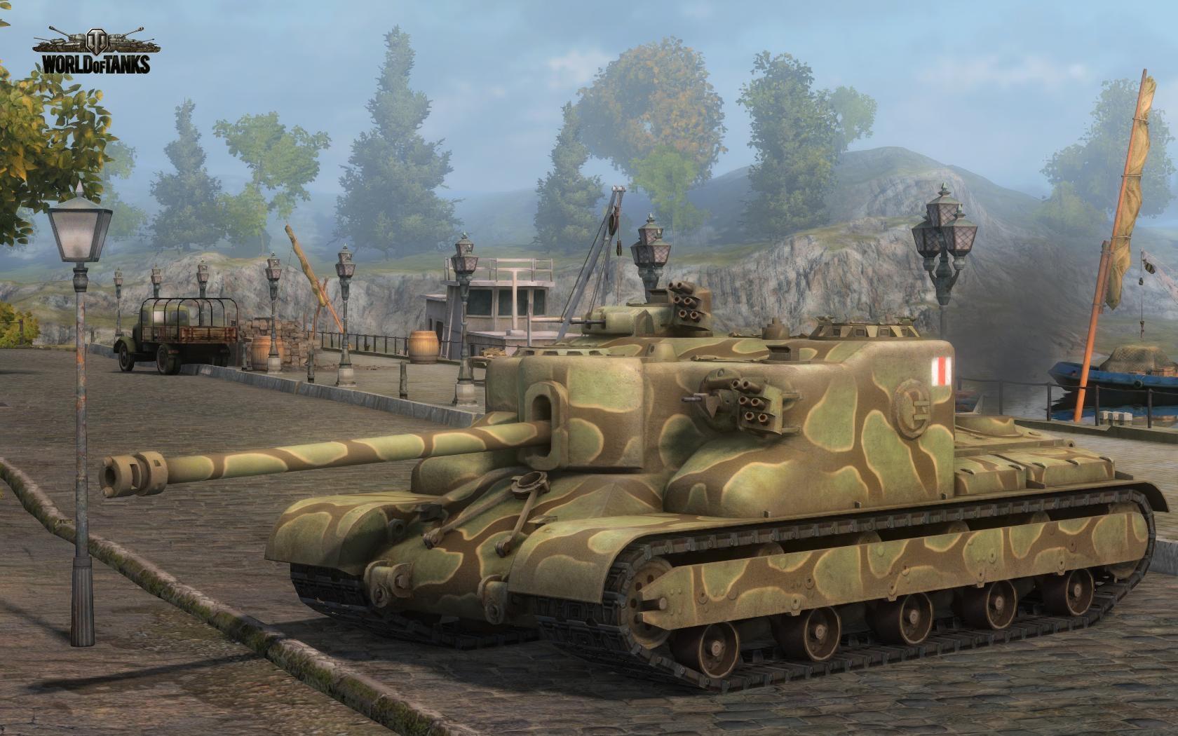 Как играть на ПТ в World of Tanks