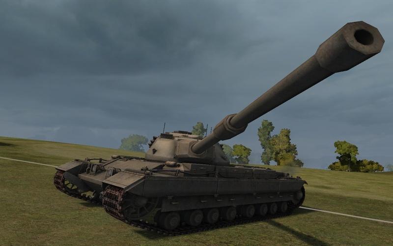 Как играть на средних танках в World of Tanks