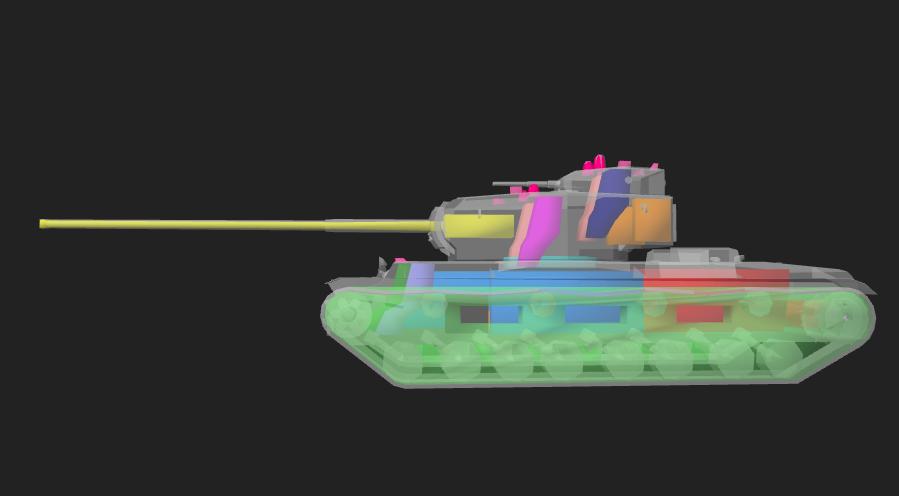 Особенности брони КВ-4