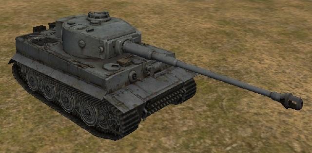 ТТ Tiger-1 в WoT