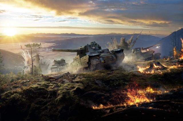 Самый медленный танк в World of Tanks