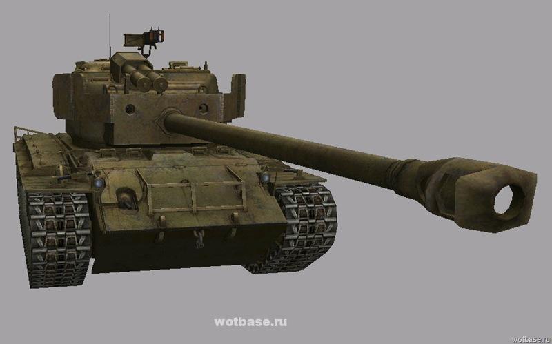 T26E4 в WoT