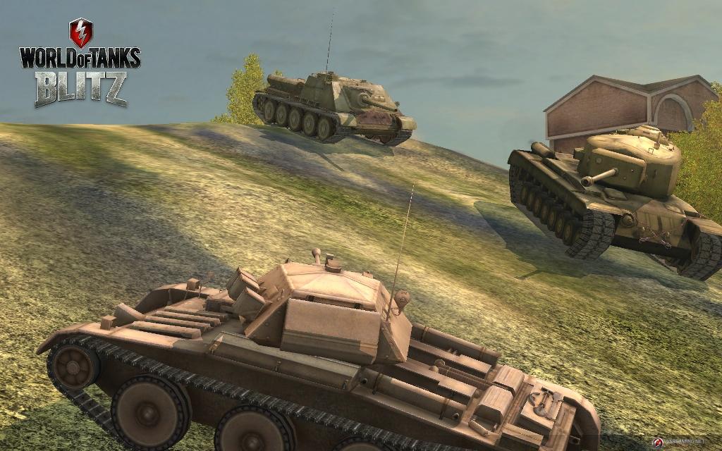Что такое World of Tanks Blitz - особенности игры
