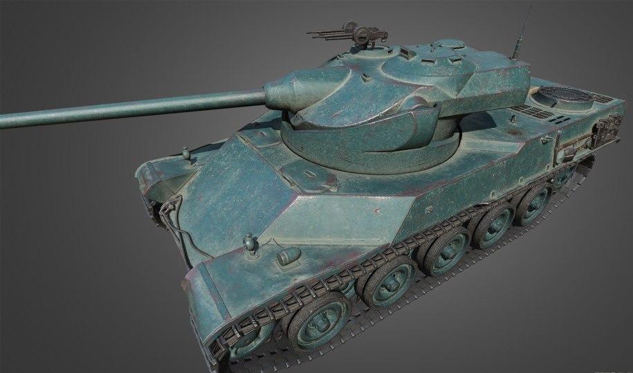 АМХ-50В-v-WoT