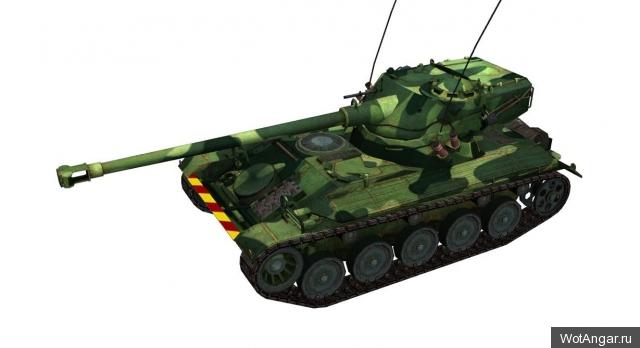 AMX 13 90 в WoT