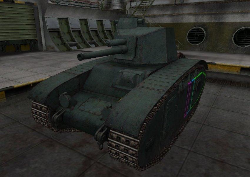 BDR G1B в World of Tanks