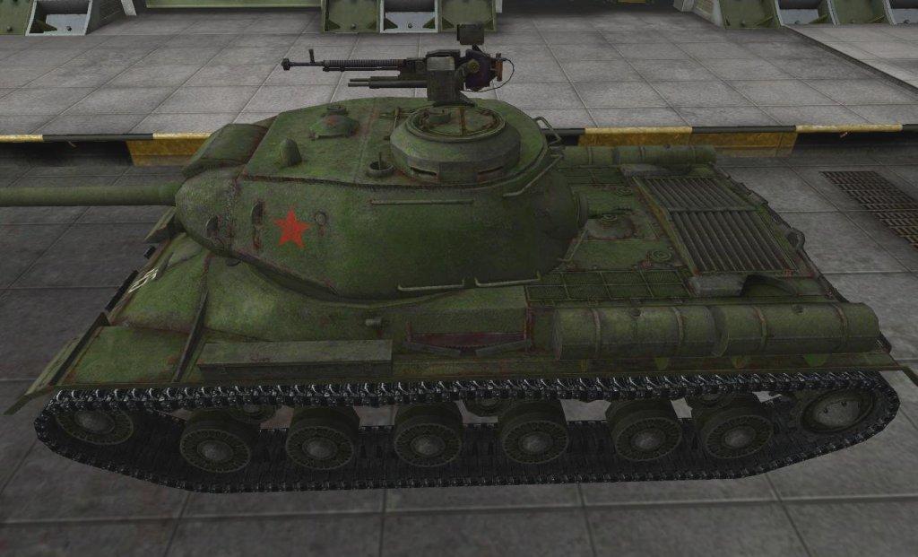 IS-2 в World of Tanks