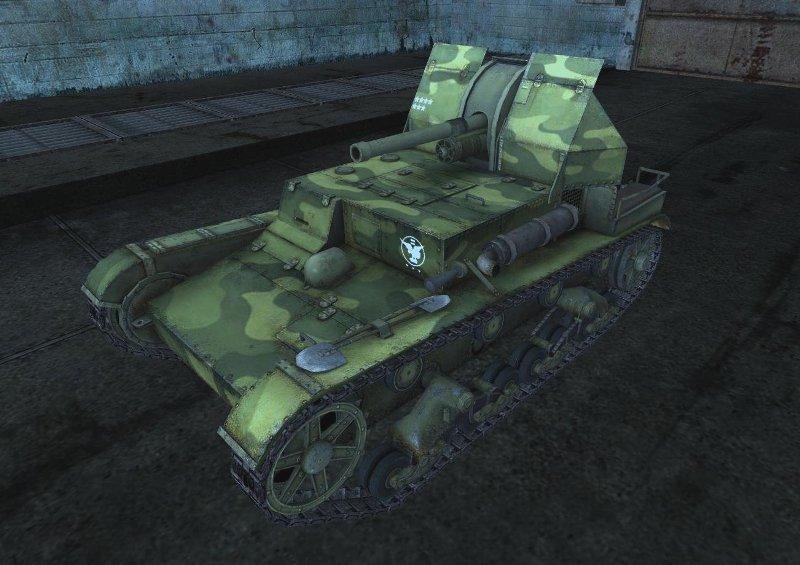 САУ СУ-5 в WoT