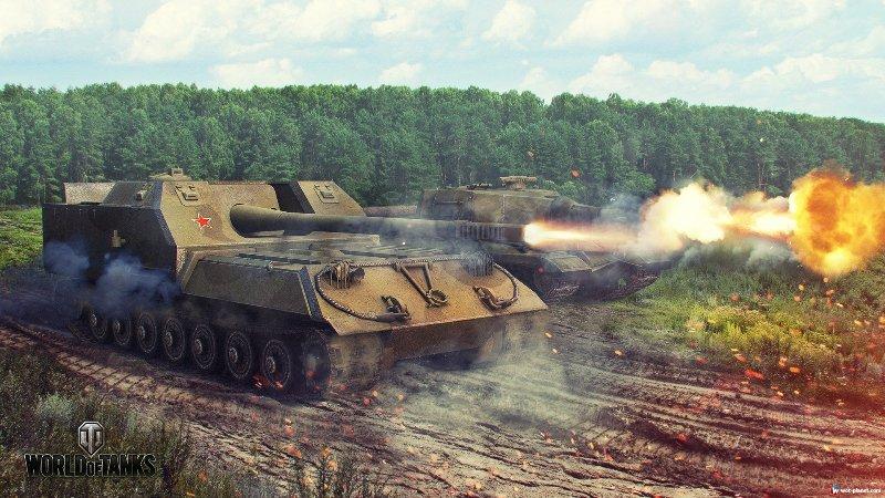 Ветка советских танков в World of Tanks