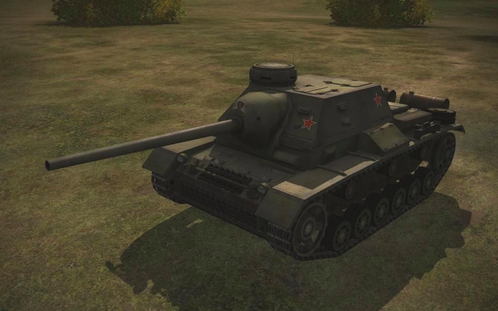 СУ-85 в игре
