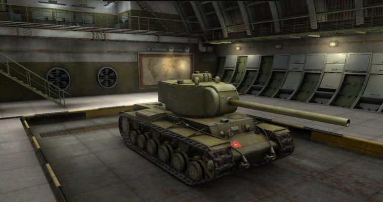 Танк T-150 в WoT