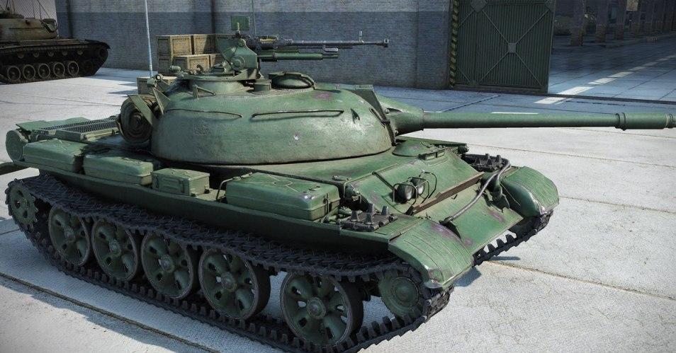 Танк Type-62 в WoT