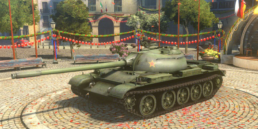 Type-59 в игре
