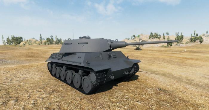 Чешский танк в WoT
