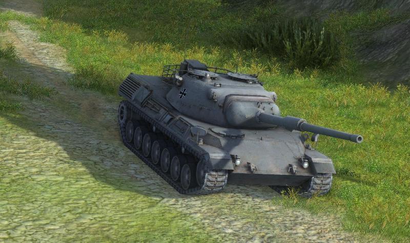 Leopard в World of Tanks
