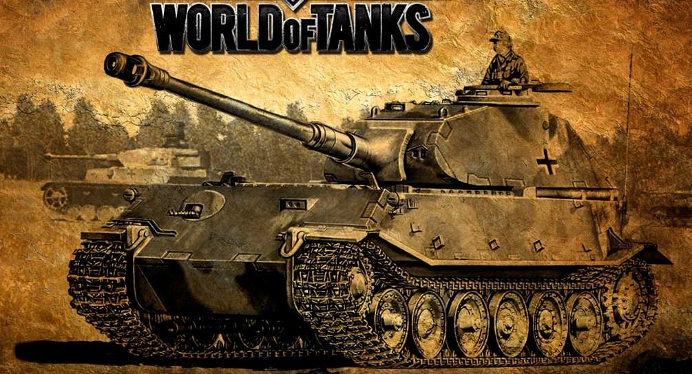 Немецкая ветка танков в World of Tanks