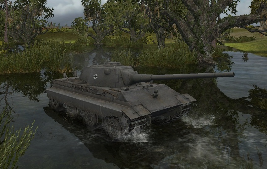 E-50 в игре