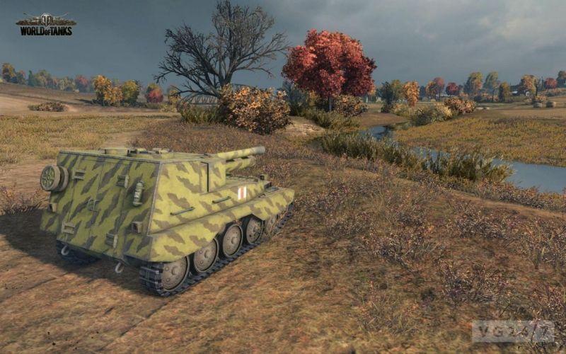 FV304 в World of Tanks