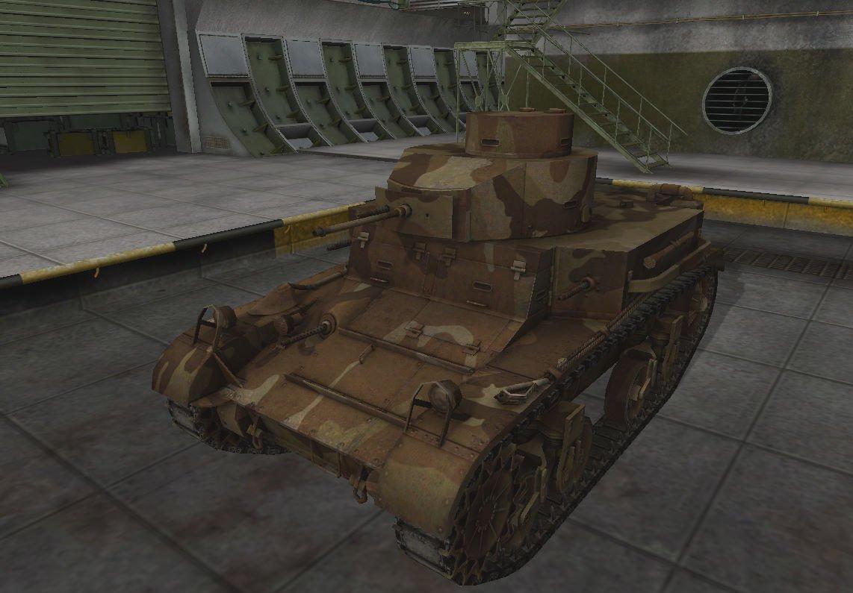 M2 Light Tank в WoT