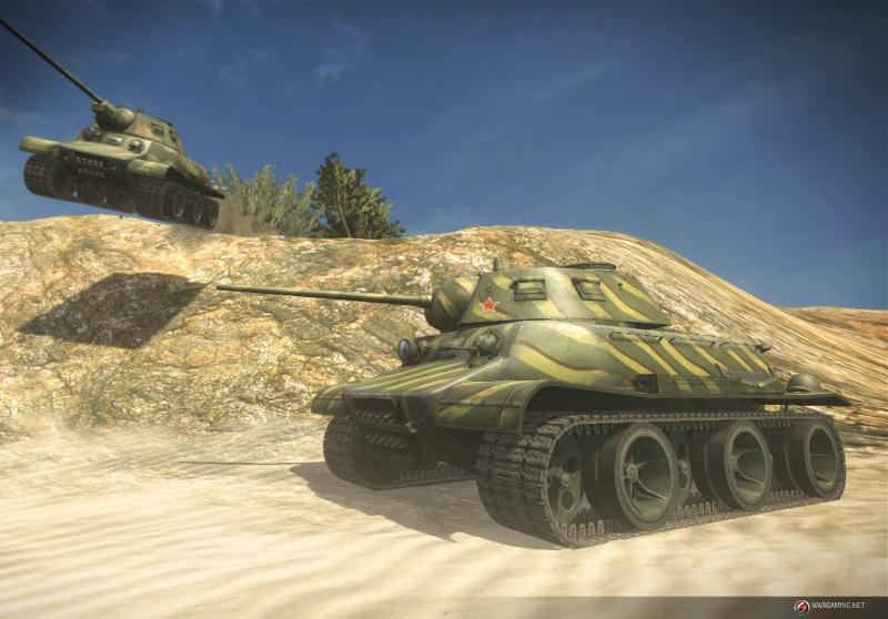 MT-25 в World of Tanks