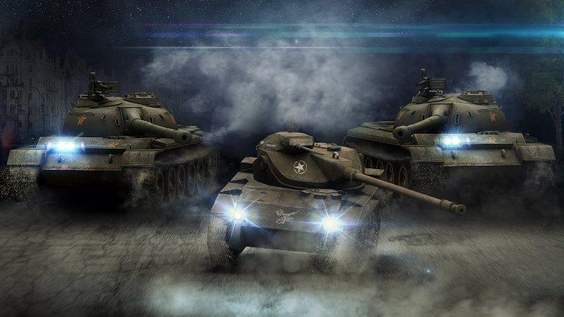 Подбираем танки для укрепрайонов