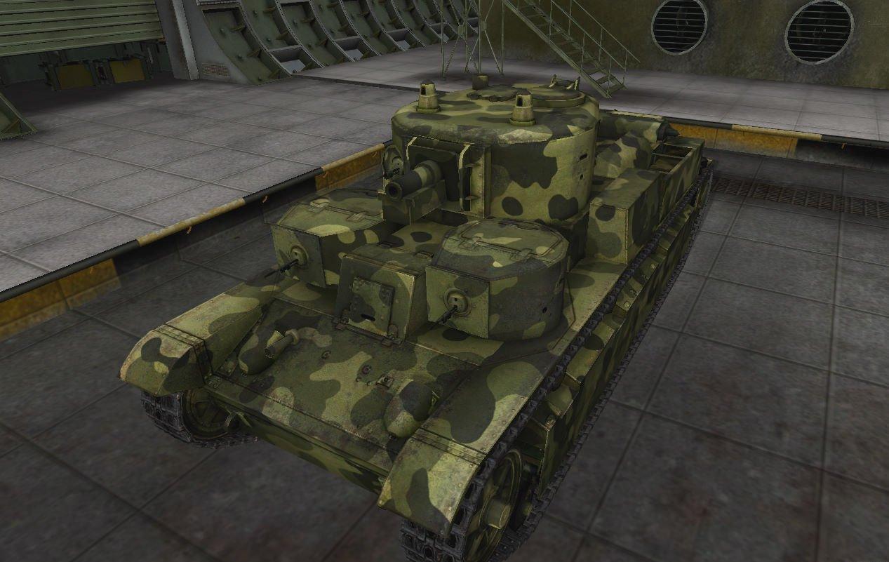 T-28 в игре