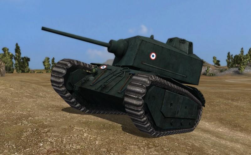 Танк ARL-44 в WoT