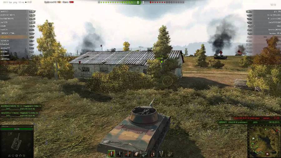 T67 в world of tanks